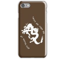 Twiwsts and Turns iPhone Case/Skin