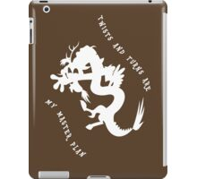 Twiwsts and Turns iPad Case/Skin