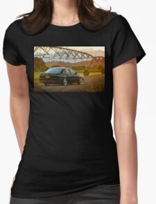 Brett Crain's Holden VR Commodore Womens Fitted T-Shirt