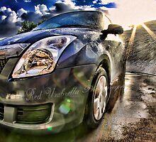 Car Wash by Kym Howard