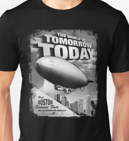 The World of Tomorrow. Today. T-Shirt