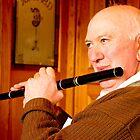 Flute Player/Musician  by AlanJLanders