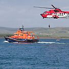 RNLI &amp; Coast Guard Demo by AlanJLanders