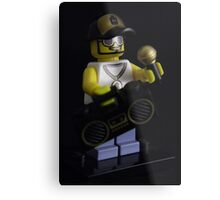 Lego Homeboy Metal Print