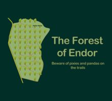 The Forest of Endor by endorphin