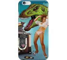 Jurassic Vibes iPhone Case/Skin