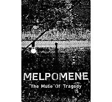 Melpomene Photographic Print