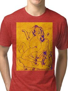 destiny dance Tri-blend T-Shirt
