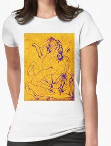 destiny dance Womens Fitted T-Shirt