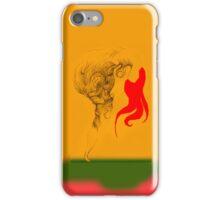Hot Red Vestle iPhone Case/Skin