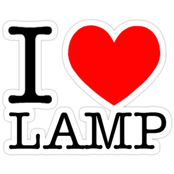 I love lamp by alwatkins1