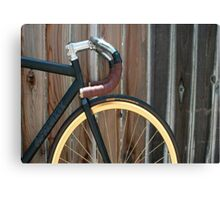 Fixed Gear Canvas Print