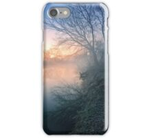 Spring mystery of the river iPhone Case/Skin