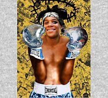"""Samoking"", Basquiat takes on the world Unisex T-Shirt"