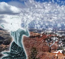 The Snow Queen by debidabble