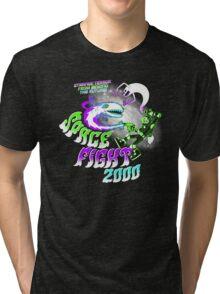 Space Fight 2000 Tri-blend T-Shirt