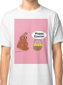 Bunny and Chicks Easter Classic T-Shirt