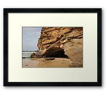 Caves Beach - The Entrance Framed Print