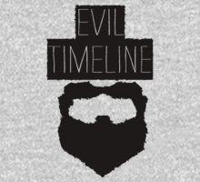 Evil Timeline Kids Clothes