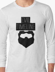 Evil Timeline Long Sleeve T-Shirt