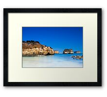 Bay of Coves - Great Ocean Road Framed Print