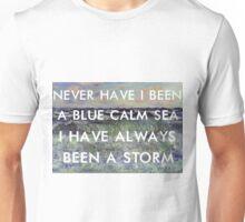 storms (monet) Unisex T-Shirt