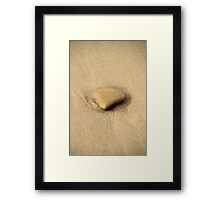 Caves Beach - Just for Fun 2 Framed Print