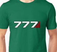 Lucky Number N7 Unisex T-Shirt