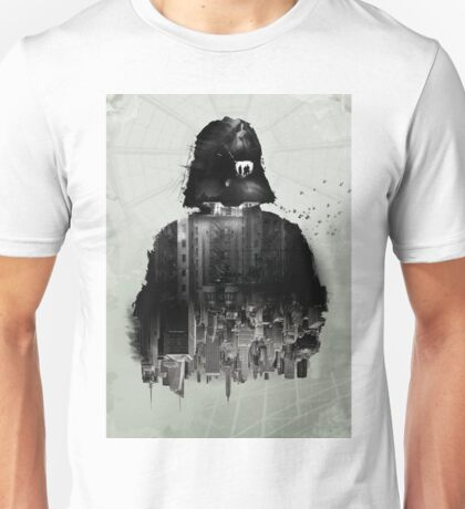 Inspired Poster by Star Wars III Unisex T-Shirt