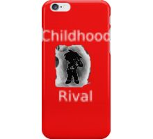 Childhood Rival iPhone Case/Skin