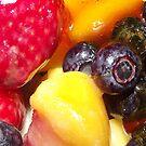fruit n honey by Loretta Marvin