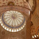 The Blue Mosque - Turkey by Claire Haslope