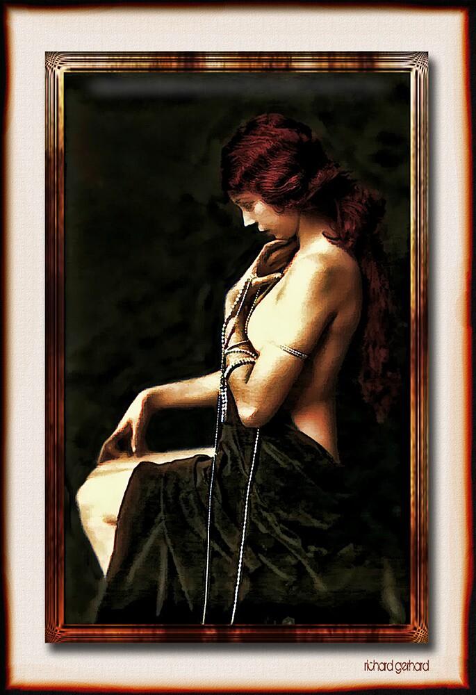 Miss. Abigail by Richard  Gerhard