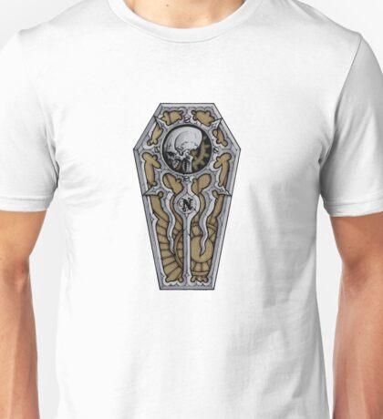 Steam Coffin Unisex T-Shirt