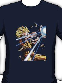 SSJ Goku Kamahameha T-Shirt