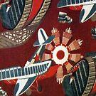 Soviet design, c 1920-1930 by BettyBanana