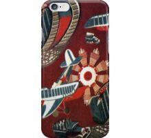 Soviet design, c 1920-1930 iPhone Case/Skin