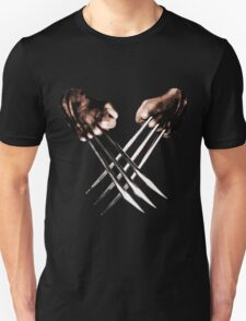 wolverine design t-shirt T-Shirt