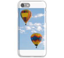 Temecula Hot Air Balloons iPhone Case/Skin