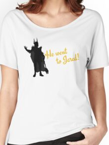 He Went to Jared! Women's Relaxed Fit T-Shirt