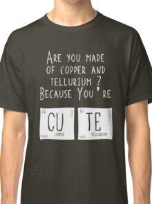 Warren's Shirt Cosplay Cute Classic T-Shirt