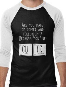 Warren's Shirt Cosplay Cute Men's Baseball ¾ T-Shirt