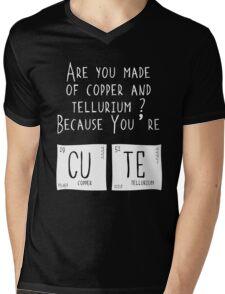 Warren's Shirt Cosplay Cute Mens V-Neck T-Shirt