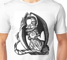 Egyptian dragon Unisex T-Shirt