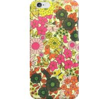 Psychedelic Floral iPhone Case/Skin