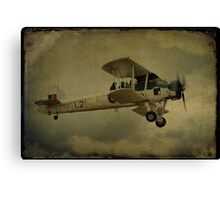 Channel Dash Remembered Canvas Print