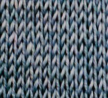 Blue Stockinette by BettyBanana