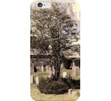 Lydford Church iPhone Case/Skin