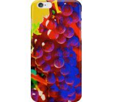 Artistic Grape Vine iPhone Case/Skin