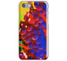 Artistic Grape Vine iPhone Case/Skin
